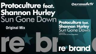 Protoculture feat. Shannon Hurley - Sun Gone Down (Original Mix)
