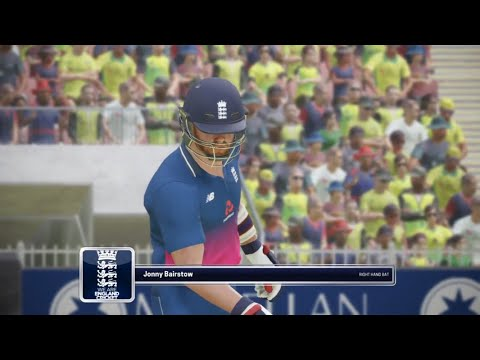 Ashes Cricket England vs Australia match 2017