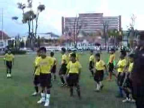 PAHANG FIRST TOUCH