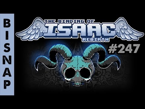 Bisnap Plays Isaac: Rebirth Episode 247 - Focal