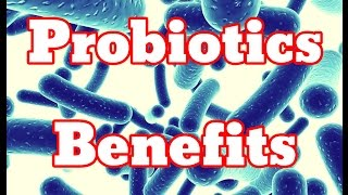 Probiotics Benefits - Is Healthy Gut Bacteria Really Good For You?
