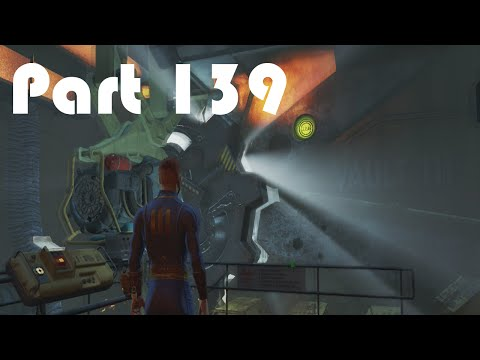 Gay Let's Play Fallout 4 (Blind) - Part 139 Grand Reopening