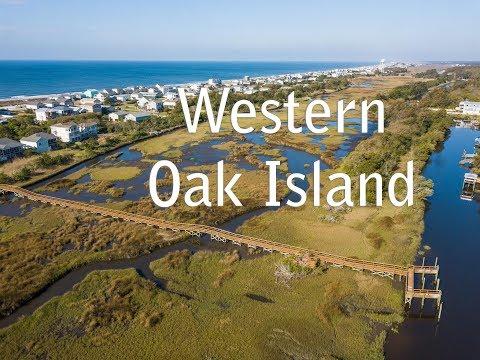 Western Oak Island North Carolina