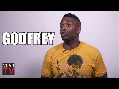 Godfrey Does Impression of Jay-Z Speaking About Kneeling in NFL
