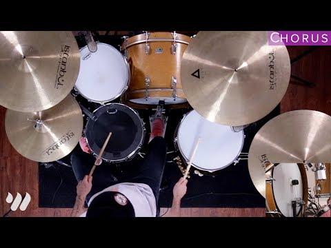 Lay Me Down - Chris Tomlin - Drum Tutorial
