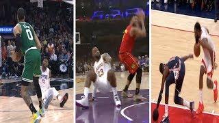 Best Handles, Crossovers and Ankle Breakers! 2019-2020 NBA Season
