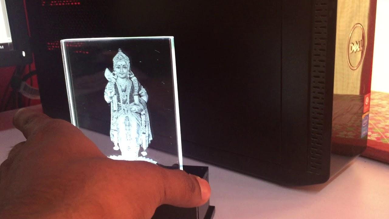 God Murugan Car Dashboard Idol With White Light Youtube