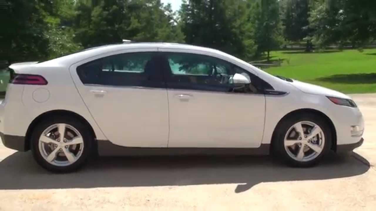 Kelebihan Chevrolet Volt 2012 Harga