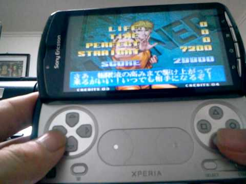 THE KING OF FIGHTERS 98 Xperia PLAY Android Game