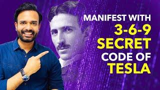 HOW TO USE 369 METHOD ✅ Nikola Tesla Secret Code 369 To Manifest Anything You Want