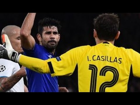 Chelsea Vs FC Porto 2-0 - All Goals & Highlights - 09.12.2015