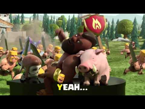 Clash Of Clan Wars Karaoke Competition Entry - Star Wars Meets Clan Muppets