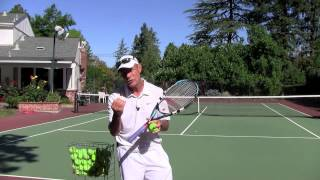 Tennis 2nd Serve Tip - Sam Stosur - How To Get More Power