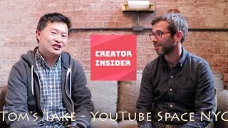 YouTube Space NYC thumbnail