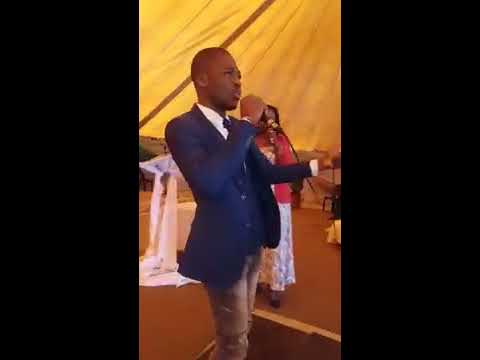 Cyber.Apostle-Makhado Mulanga Preaching on Purpose within purpose