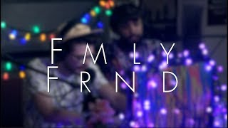 "Fmly Frnd - ""Everything"" (Live on Radio K)"