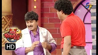 Rocket Raghava Performance   Extra Jabardasth   26th October 2018   ETV  Telugu