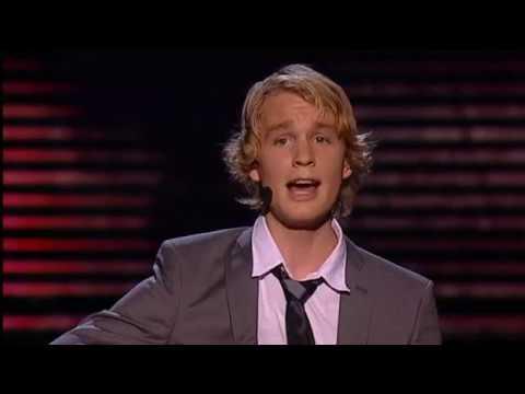 Björn Gustafsson Sjunger i Linköping Sång nr 2 till Carina B
