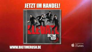 "Big Time Rush - ""Elevate"" ab sofort im Handel & als Download"