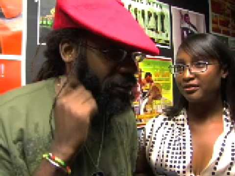Tarrus Riley Interview 9-7-08