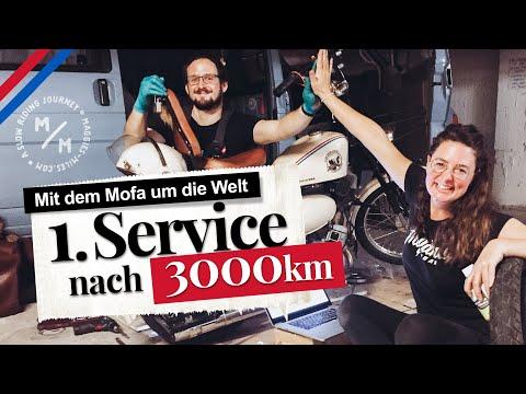 Extreme-Mofa-Service mit Chrigi!