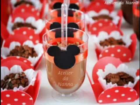 Mickey Mouse Baby Shower Decor Ideas