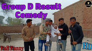 Group D Result Comedy Funny Video | Haryanvi Rajsthani Comedy | Rangila Chabila || Mast Mehkma ||