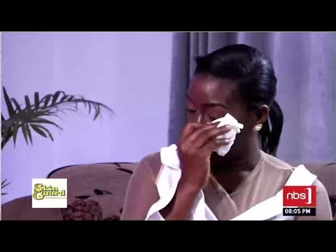 Justine Nameere On The Chat Room Part 1: Nameere Bursts Into Tears When Asked About Her Childhood