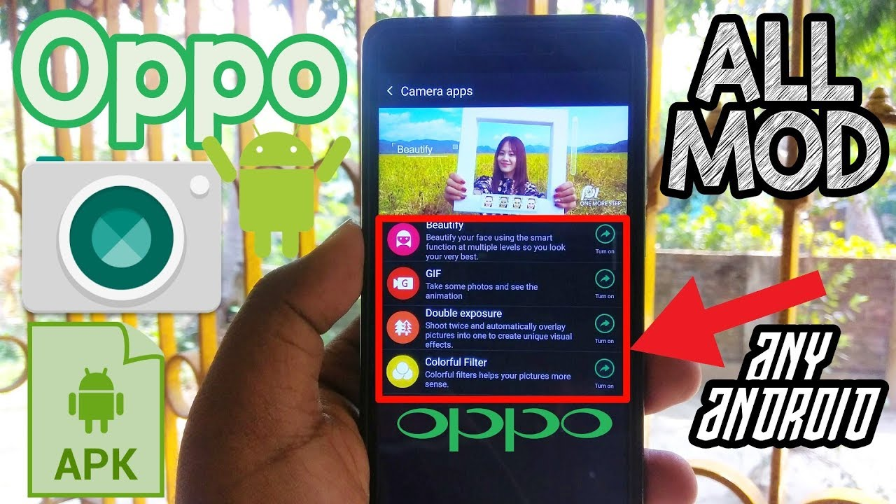Oppo Camera Apk▻ColorOS Camera☆Fully Working Any Android
