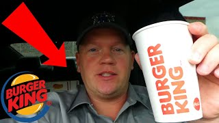 Burger King Caramel M&M's Shake (Reed Reviews)