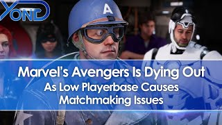 Marvel's Avengers Is Already Dying As Low Playerbase Causes Matchmaking Issues