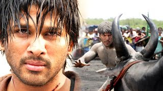 allu Arjun || Most Popular Power Pack Chasing And Action Scenes || التيلجو أفضل مشاهد العمل