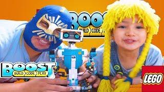 Lego boost review S4:E8