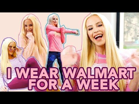I Wear Walmart For A Week   Gigi