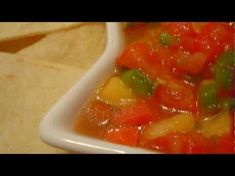 Recipe: Avocado, Tomato and Mango Salsa