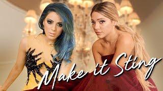 Make it Sting (Lyric Video) Niki and Gabi