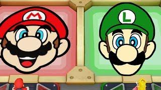 Super Mario Party - All Funny Minigames