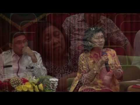 Prof. Lawrence - Prof. Dato - Dr. Soegianto - dr. Ratna Sito