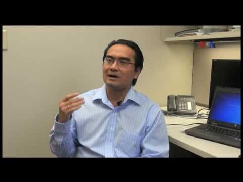 Agus Priatna: Ilmuwan Senior Bidang Magnetic Resonance Imaging - Liputan Feature VOA