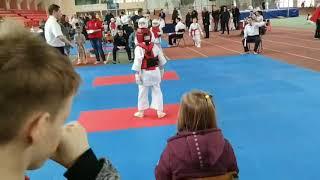 Ивацевичские каратисты соревнования Брест  Кёкусинкай 17 февраля 2019