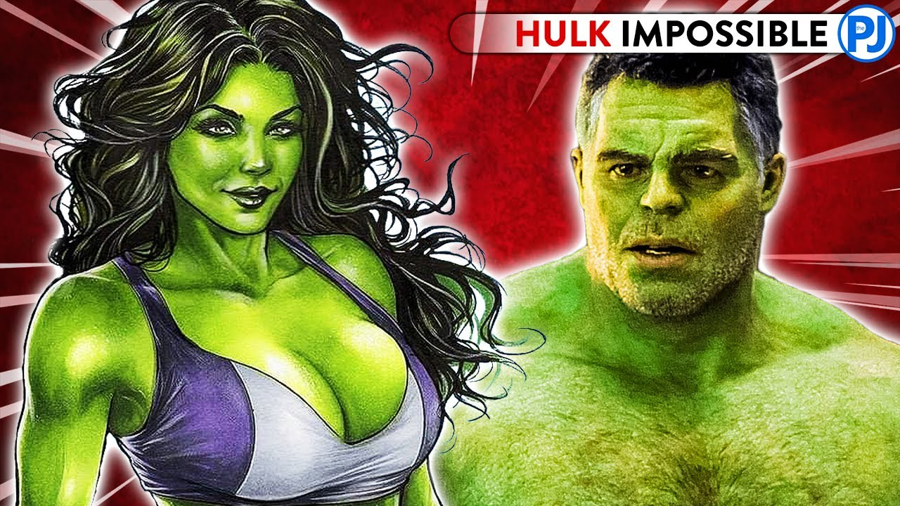 Making HULK Movies Are Impossible! - PJ Explained