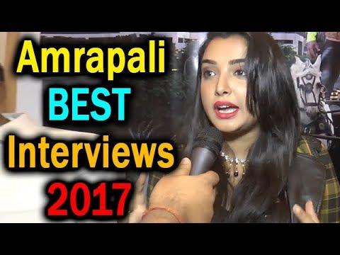 Amrapali Dubey BEST Interviews 2017 | Amrapali Dubey News | Bindaas Bhojpuriya