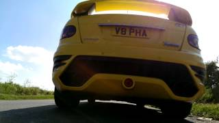 Vauxhall VXR8 GTS 2014 Videos