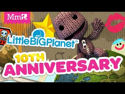 Happy Birthday, LittleBigPlanet! | #DreamsPS4