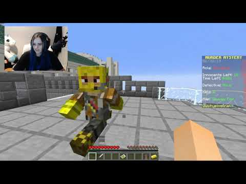 Cold-Blooded Murder Mystery MINECRAFT MINI GAME