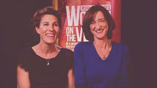 Tamsin Greig and Haydn Gwynne tell us all about Women on the Verge of a Nervous Breakdown