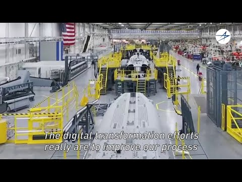 Delivering the Edge - Episode 14 - Transforming Aircraft Production