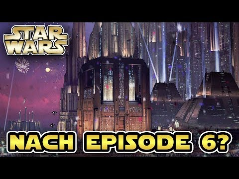 Star Wars: Was mit Coruscant nach Episode 6 passierte [Legends & Canon]