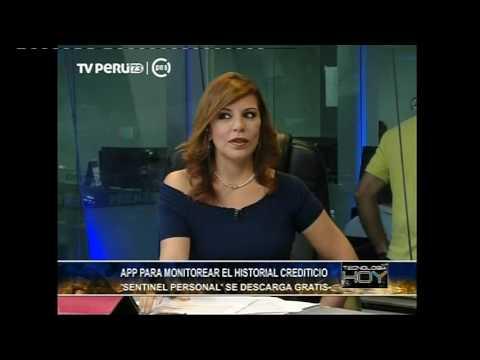 Entrevista TV Peru Sentinel Personal