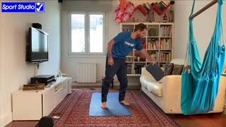 Yoga 1.   Unai León Santurtzi dxtencasa sport studio